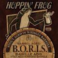 Hoppin' Frog Barrel Aged BORIS Bairille Aois