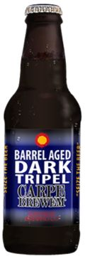 Empyrean Carpe Brewem Barrel Aged Dark Tripel
