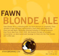 4 Paws Fawn Blonde Ale