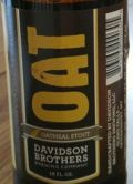 Davidson Brothers Oatmeal Stout