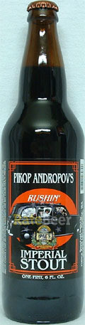 Hale's Pikop Andropovs Rushin Imperial Stout