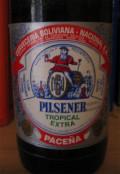 Paceña Tropical Extra