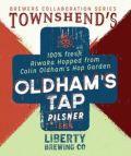 Townshend Oldham's Tap Pilsner
