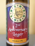 Jack's Abby 2nd Anniversary Lager