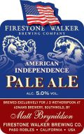 Adnams / Firestone Walker American Independence Pale Ale