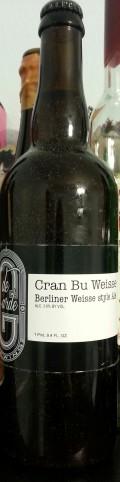 De Garde Cran Bu Weisse - Gin Barrel