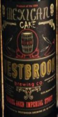 Westbrook Mexican Cake Imperial Stout - Red Wine Barrel