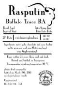 De Molen Rasputin Buffalo Trace BA
