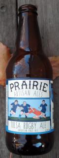 Prairie Tulsa Rugby Ale