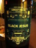 Great Heck Black Jesus