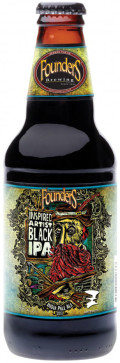 Founders Inspired Artist Black IPA