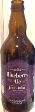 Gahan Blueberry Ale