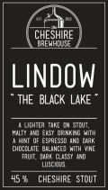 "Cheshire Brewhouse Lindow ""The Black Lake"""