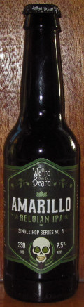 Weird Beard Single Hop series No 3: Amarillo