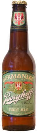 Berghoff Germaniac Pale Ale