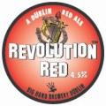 Big Hand Revolution Red