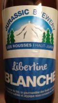 Jurassic Brewery Libertine Blanche