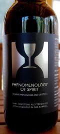Hill Farmstead Phenomenology of Spirit (2013)