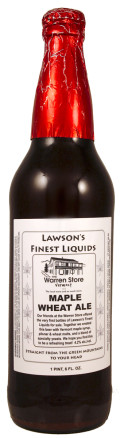 Lawson's Finest Maple Wheat Ale