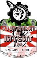 Hopcraft Statement of Intent