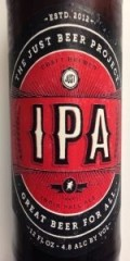 Just Beer Project Just IPA