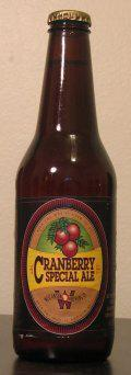 Wisconsin Cranberry Special Ale
