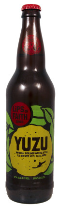 New Belgium Lips of Faith - Yuzu