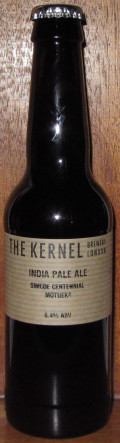 The Kernel India Pale Ale Simcoe Centennial Motueka
