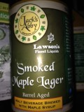 Jack's Abby / Lawson's Finest Liquids Smoked Maple Lager - Barrel Aged