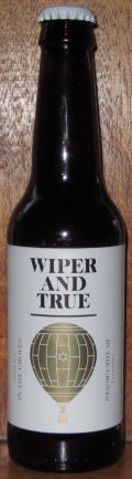Wiper and True Amber Ale In The Groves