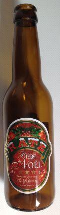 Ratz Bière de Noël
