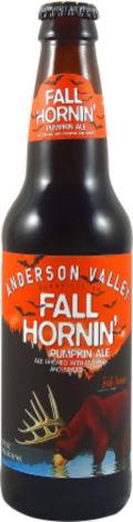 Anderson Valley Fall Hornin' Pumpkin Ale
