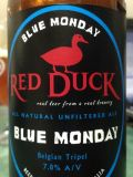 Red Duck Blue Monday