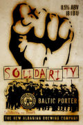 New Albanian Solidarity Baltic Porter