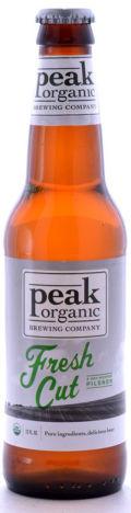 Peak Organic Fresh Cut Pilsner