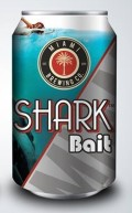Miami Brewing Shark Bait