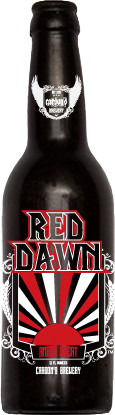 Carson's Red Dawn Amber Wheat Ale