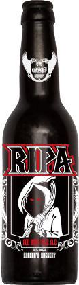 Carson's RIPA - Red India Pale Ale