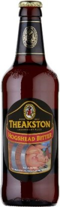 Theakston Hogshead Bitter (Bottle)