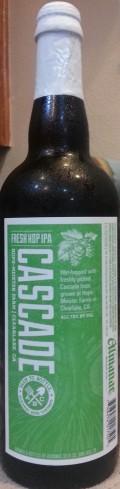 Almanac Fresh Hop IPA: Cascade