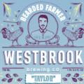 """Westbrook Bearded Farmer 4: """"Taylor"""" Saison"""