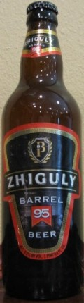B&I Zhiguly Barrel Beer 95