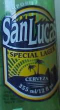 San Lucas Special Lager
