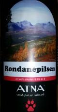 Atna Øl Rondanepilsen