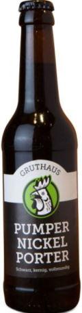 Gruthaus Pumpernickel Porter