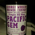 George Wright Pacific Gem (5.1%)