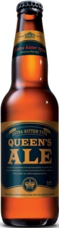 Queen's Ale Extra Bitter Type