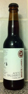 Emelisse White Label Aceto Balsamico #1 Barrel Aged