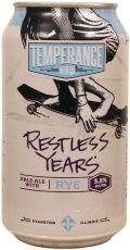 Temperance Restless Years