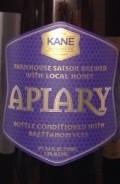 Kane Apiary Brett